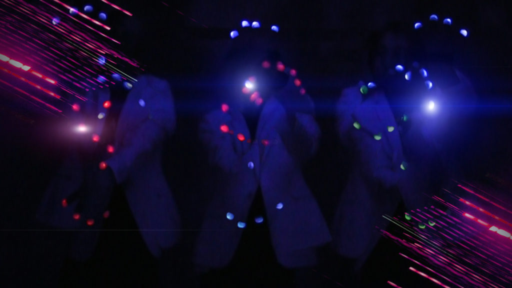 """Finger Fireworks""""指の花火"""""""